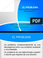 PICE VI - El Problema