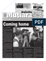 Buletin Mutiara Aug #2 issue