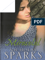 Nicholas Sparks Miracolul