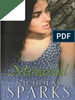Nicholas Sparks Miracolul