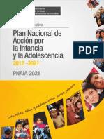 Plan Nacional Adolescencia