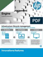 1 HP ILO Management Engine