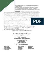 Beer Judge Certification Program_ITA_bjcp