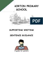 Teknik Membina Ayat English