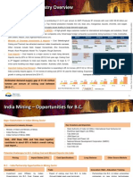 India Market Overview Mining 2014
