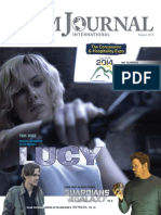 Film Journal International - August 2014 USA