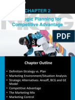 Ch02 Strategic Planning for Competitive Advantage