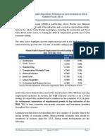 WEG Economic Update Summer Issue - August 2014