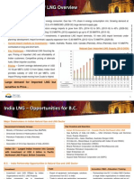 India Market Overview -Natural Gas and LNG 2014
