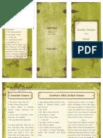 Recipes - Greens