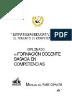 Estrategias Educativas Para El Fomento de Competencias