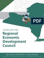 CNYREDC Strategic Plan Update 2014