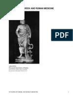 Outlines of Greek and Roman Medicine by Elliott, James Sands