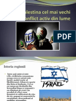 Israel-Palestina Cel Mai Vechi Conflict Activ Din Lume