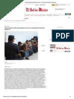 24-08-14 _ElSolDeMéxico_Sonora solicita fondos extraordinarios frente a la demanda migratoria.