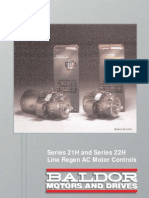 Series 21H and Series 22H Brochure