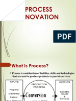Process Innovation Ppt