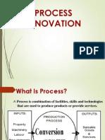 Process Innovation Ppt