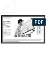 The History of CAD