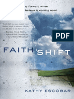 Faith Shift by Kathy Escobar (First Look)