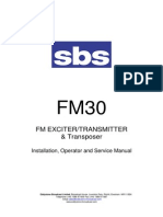 SBS FM30 Manual(29-06-06)