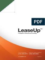LeaseUp Brochure