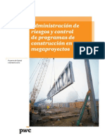 Administracion Del Riesgo en Construccion