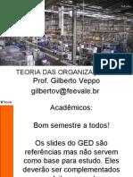 Ged Teoria Org II 2009 II