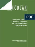 E-C130 Geophysical Methods