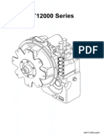 Caja de Transmisión t12000