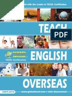 Global TESOL Brochure