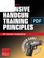 Defensive Handgun Techniques