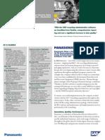 Panasonic and Service Productization - Success Story (A4)