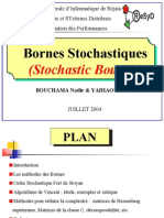 Bornes Stochastiques (Stochastic Bounds)