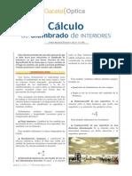 Calculo Alum Interiores