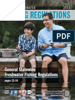2014-15 Florida Freshwater Fishing Regulations