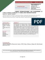 metformina Valoracion