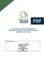 Norma Prevencion ITS CVC HCSBA