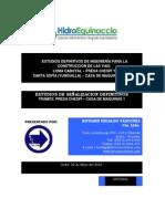 Informe de Señalizacion Pch Cm1