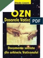 Alfredo Lissoni-OZN. Dosarele Vaticanului