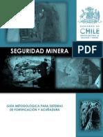 Guia Metodológica de Seguridad Para Sistemas de Fortificación y Acuñadura