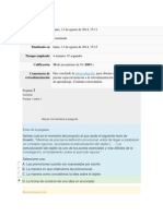 Autevaluacion Metodologia UNIDAD 1