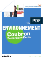 Fiches Ecologie