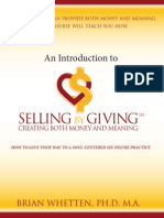 Selling by Giving