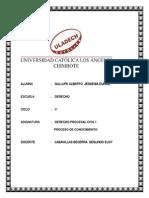 PC Derecho-Huaraz Jessenia Gallupe Trabajo Investigacion Formativa