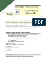 LPE 10 - Os Crimes Contra o Consumidor