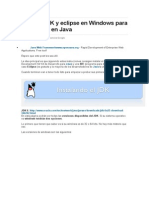 Instalar JDK y eclipse en Windows para programar en Java.doc