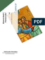 Historicidad Canónica Del Patriarcado Veterodoxo1