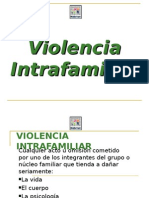 Violencia Intrafamiliar i