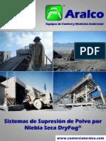Aralco - Suspencion de Polvos